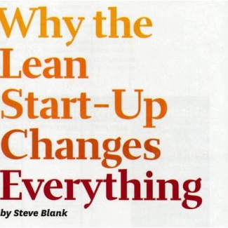 Lean Startup Consulting