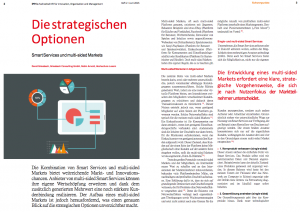 Smart Services und multi-sided Markets
