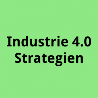 Industrie 4.0 Strategien