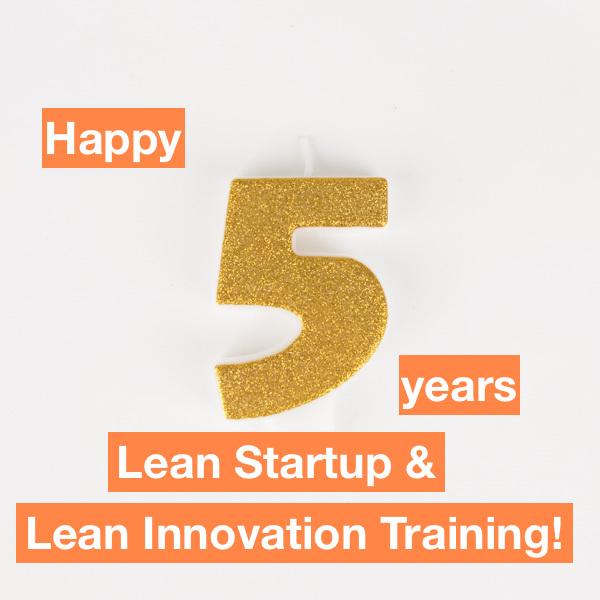 Lean Startup Training und Lean Innovation Training